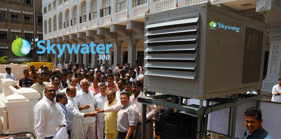 Skywater 300 in use in India
