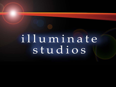 illuminate studios logo by Michael Paragon